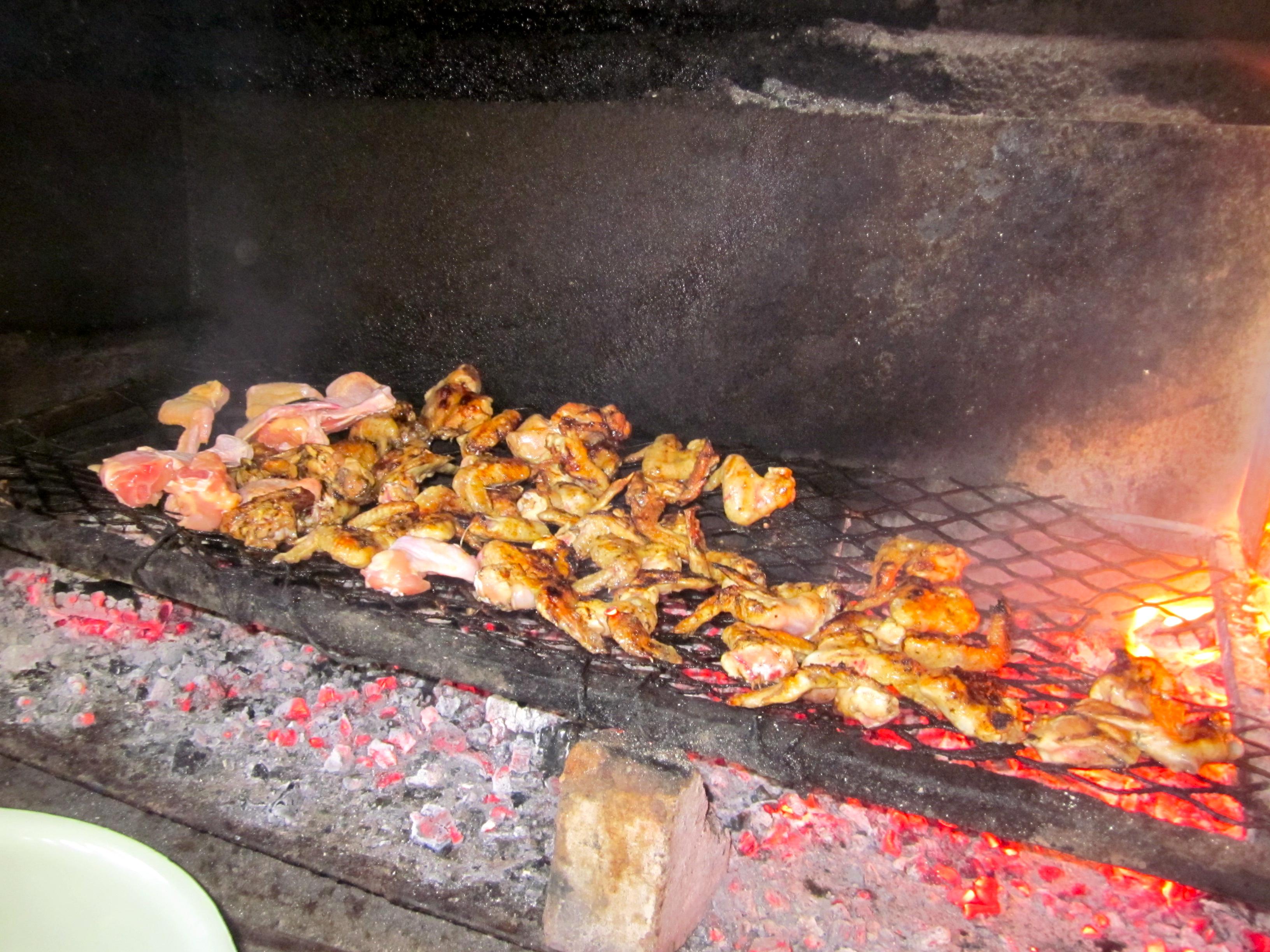 Mzoli's for BBQ/Braai