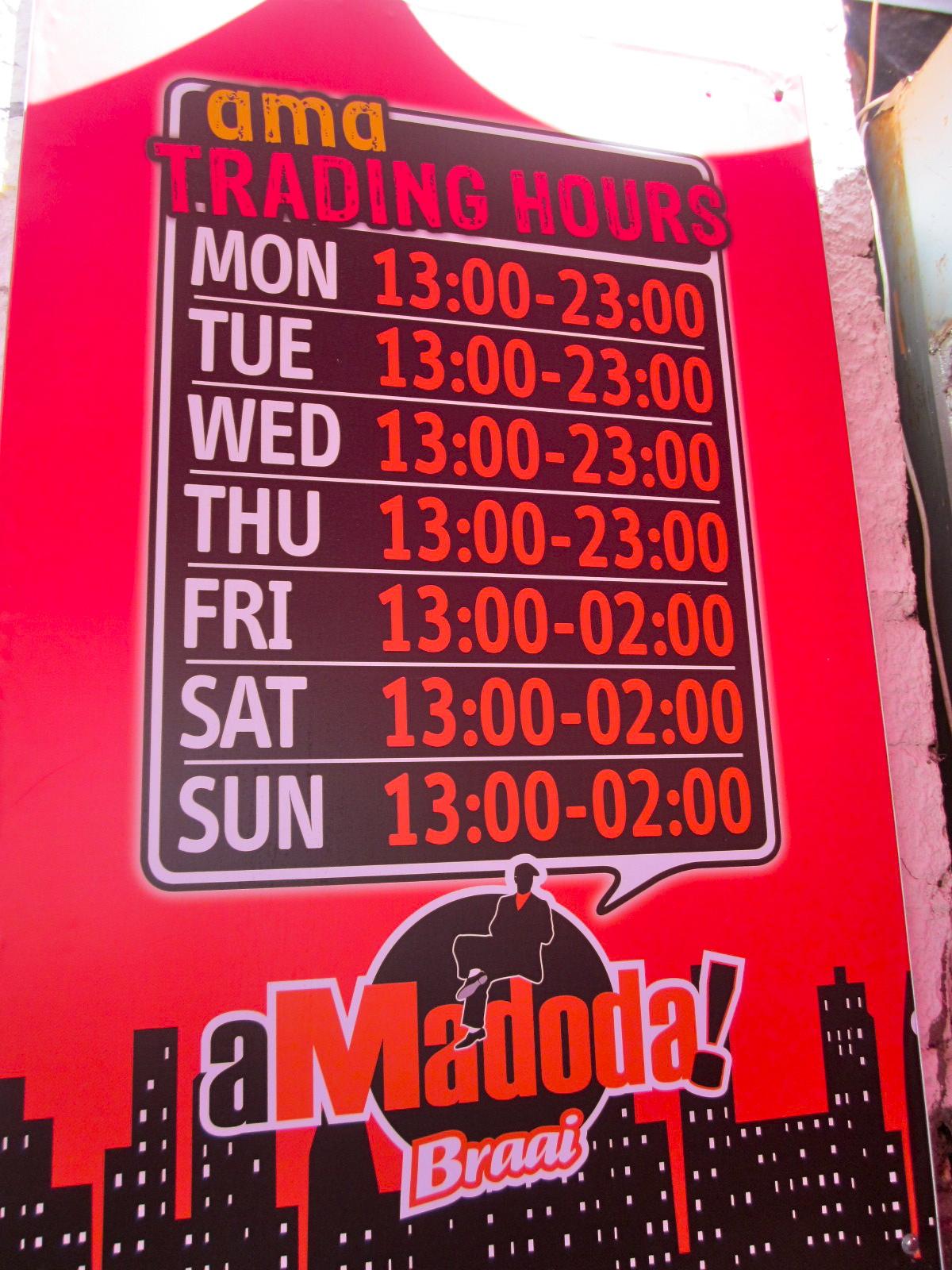 Amadoda Woodstock Cape Town