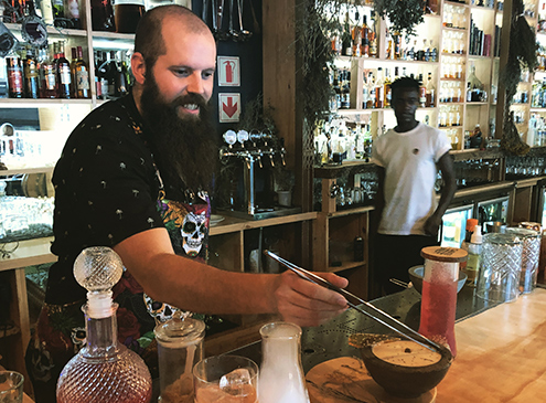 Pam's Favourite Cape Town Bars