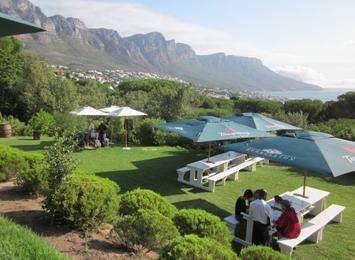 Pam's favourite picnics in the Cape