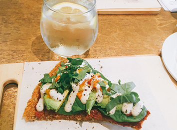 Pam's favourite Vegetarian and Vegan Restaurants in the Cape