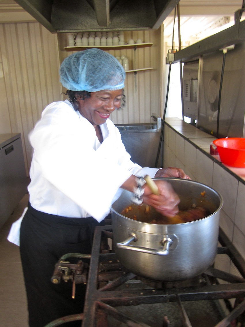LINDY COOKING at Eziko
