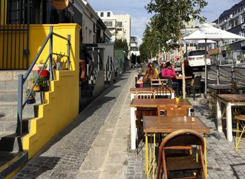 Cape Town Eats City Walking Tour