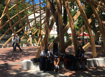 Relaxed Cape Town City Walking Tour