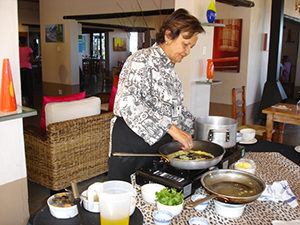Cape Malay Cooking with Cass Abrahams