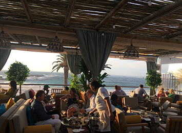Pam's favourite Cape Town Restaurants - Camps Bay