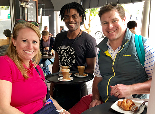 Cape Town Eats City Walking Tour